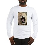 Lion-url Long Sleeve T-Shirt