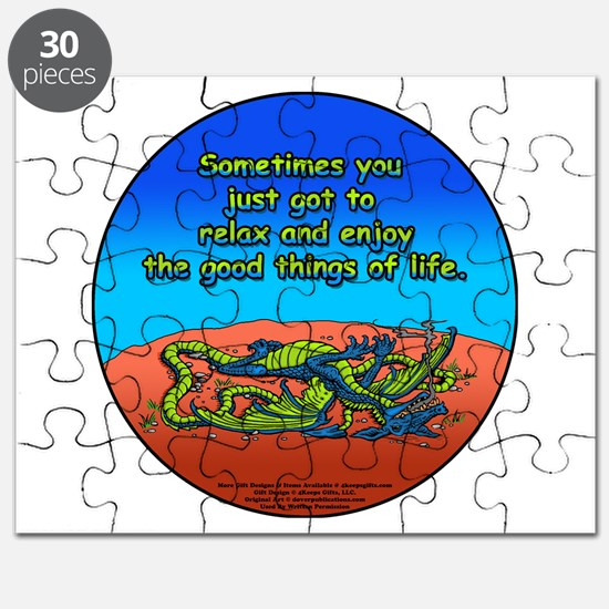Good Stuff Dragon Puzzle