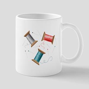 Thread & Pins Mugs