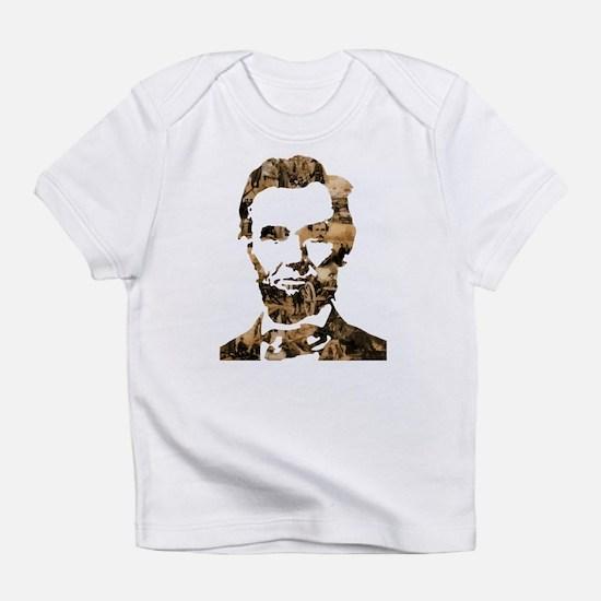 Cute Lincoln slave Infant T-Shirt