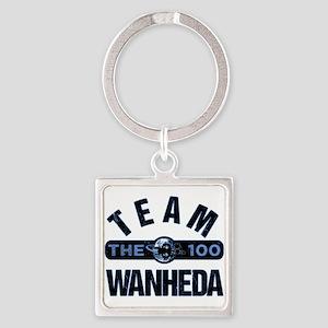Team Wanheda The 100 Keychains