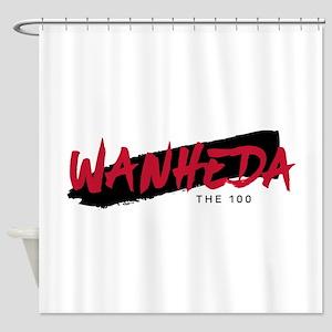 The 100 Wanheda Shower Curtain