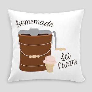 Homemade Ice Cream Everyday Pillow