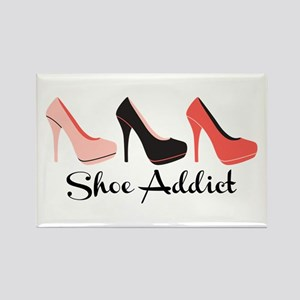 Shoe Addict Magnets