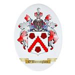 O'Bannaghan Oval Ornament