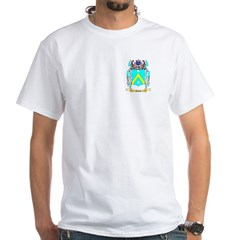 Oates White T-Shirt