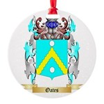Oates Round Ornament
