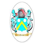 Oates 2 Sticker (Oval 50 pk)