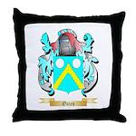 Oates 2 Throw Pillow