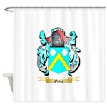 Oates 2 Shower Curtain
