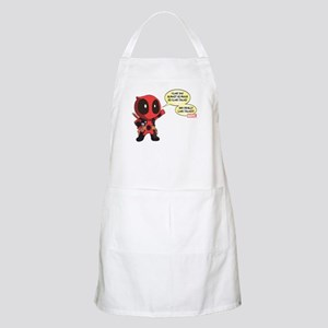 Deadpool Love Tacos Apron