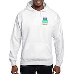 Oaten Hooded Sweatshirt