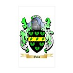 Oaks Sticker (Rectangle 10 pk)