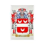 Oakman Rectangle Magnet (10 pack)