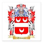 Oakman Square Car Magnet 3
