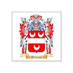 Oakman Square Sticker 3