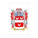 Oakman Sticker (Rectangle)