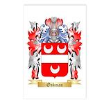 Oakman Postcards (Package of 8)
