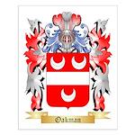 Oakman Small Poster