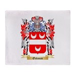 Oakman Throw Blanket