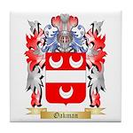 Oakman Tile Coaster