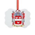 Oakman Picture Ornament