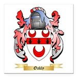 Oakly Square Car Magnet 3