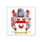 Oakly Square Sticker 3