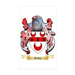 Oakly Sticker (Rectangle 10 pk)