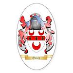 Oakly Sticker (Oval)