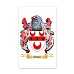 Oakly 20x12 Wall Decal