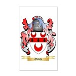Oakly 35x21 Wall Decal