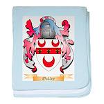 Oakley baby blanket