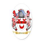 Oakley Oval Car Magnet