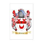 Oakley Mini Poster Print