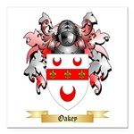 Oakey Square Car Magnet 3