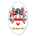 Oakey Sticker (Oval)