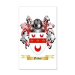 Oakey 35x21 Wall Decal