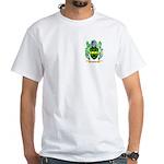 Oakes White T-Shirt