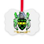 Oaker Picture Ornament