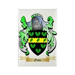 Oake Rectangle Magnet (100 pack)