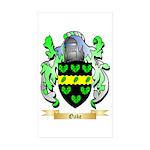 Oake Sticker (Rectangle 50 pk)