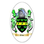 Oake Sticker (Oval)