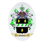 Oakden Oval Ornament