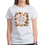 Dogsledding Season Women's T-Shirt