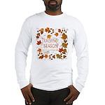 Dogsledding Season Long Sleeve T-Shirt