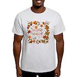 Dogsledding Season Light T-Shirt