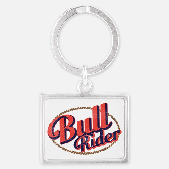 Bull Rider Keychains