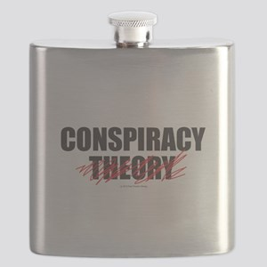 Conspiracy Theory Flask