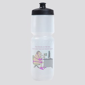 TRUE FRIENDS Sports Bottle